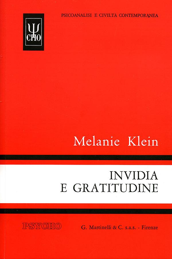 Invidia e gratitudine