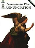 Leonardo da Vinci. Annunciation (in inglese)