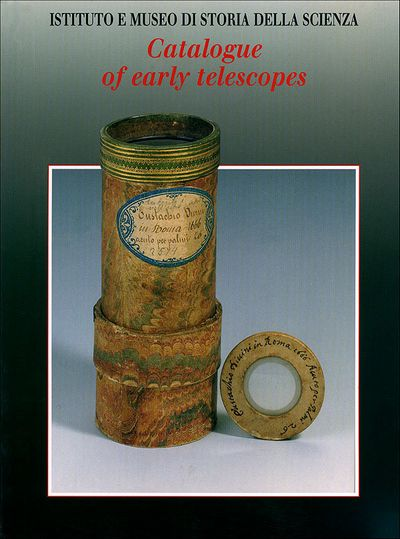 Catalogue of early telescopes