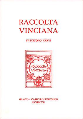 Raccolta vinciana XXVII (1997)