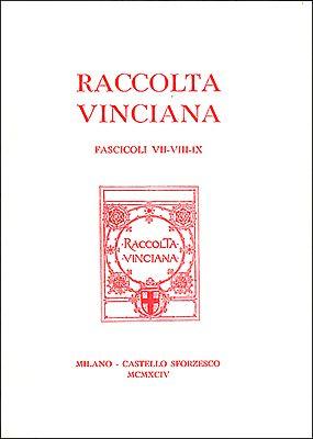 Raccolta vinciana VII-VIII-IX