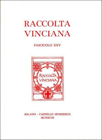 Raccolta vinciana XXV (1993)