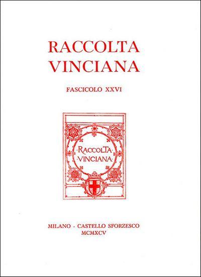 Raccolta vinciana XXVI (1995)