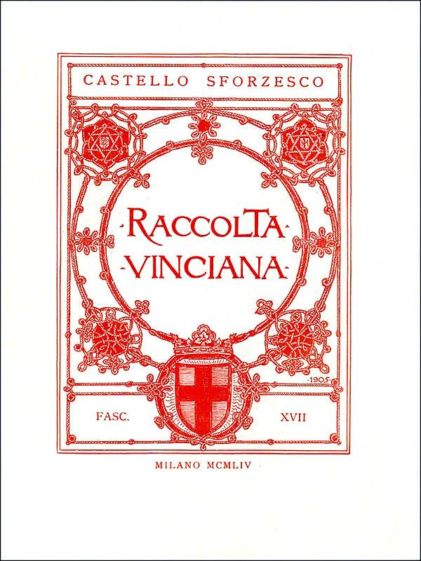 Raccolta vinciana XVII (1954)