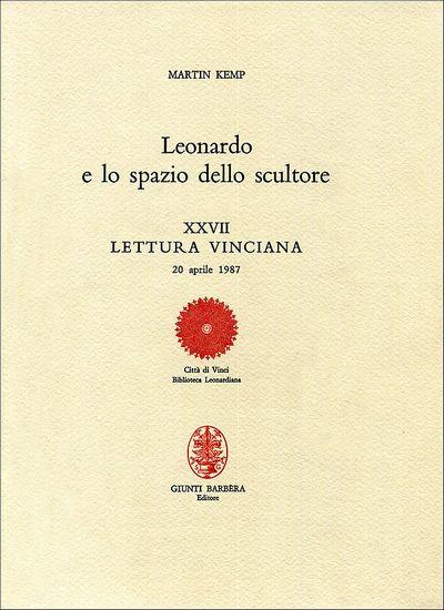 Leonardo e lo spazio dello scultore