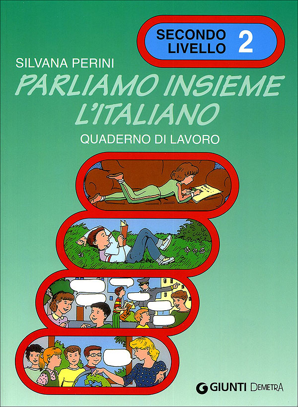 Parliamo insieme l'italiano 2 livello