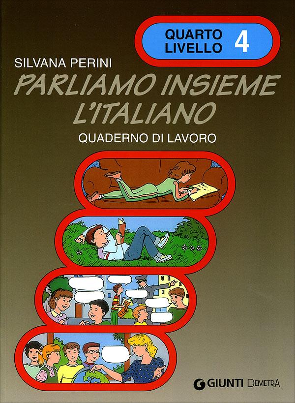 Parliamo insieme l'italiano 4 livello