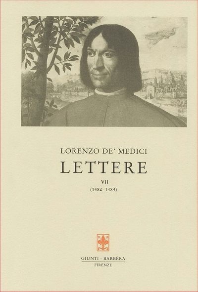 Lettere VII (1482 - 1484)