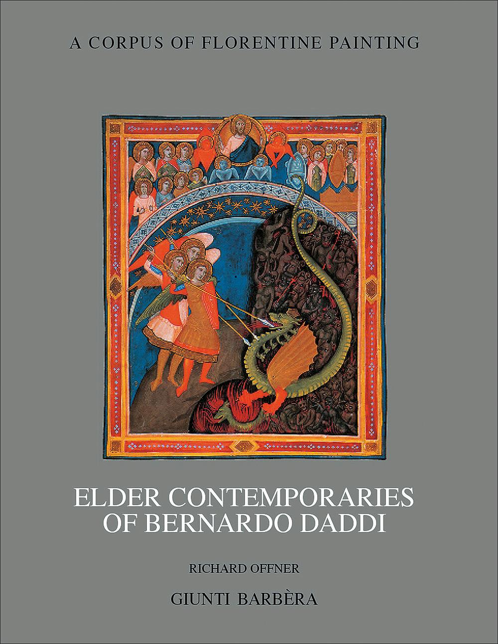 Elder contemporaries of Bernardo Daddi