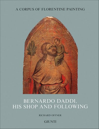 Bernardo Daddi, his shop and following