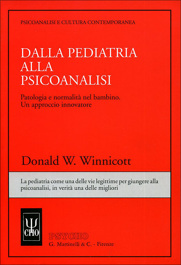 Dalla pediatria alla psicoanalisi