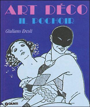 Art Deco. Il pochoir