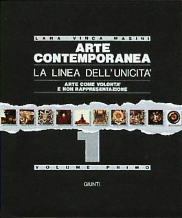 Arte contemporanea. La linea dell'unicità - volumi 1 / 2