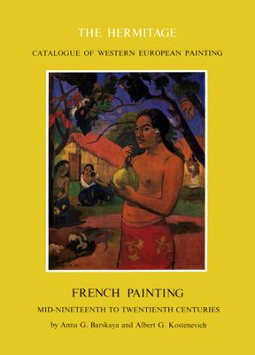 French Painting. Mid-nineteenth to twentieth centuries (vol. XII)