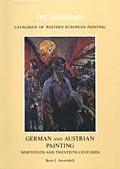 German and Austrian Painting. Nineteenth to twentieth centuries (vol. XV) (in inglese)