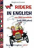 Ridere in English