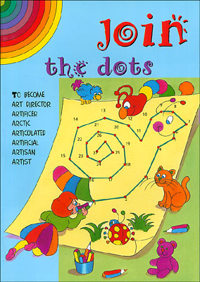 Join the dots (Punti in arte vers. inglese)