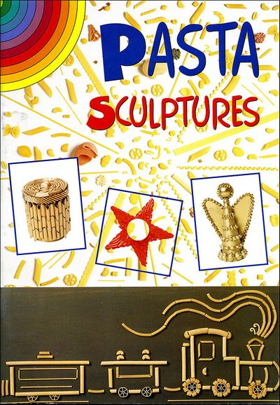 Pasta sculptures
