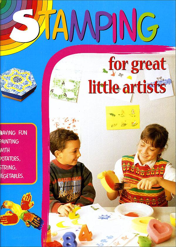 Stamping per piccoli-grandi artisti (in inglese)
