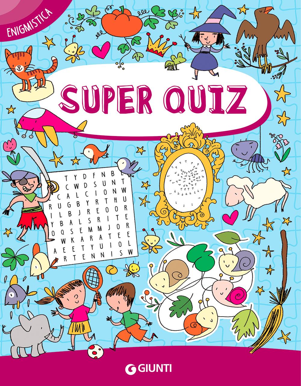 Super Quiz Enigmistica