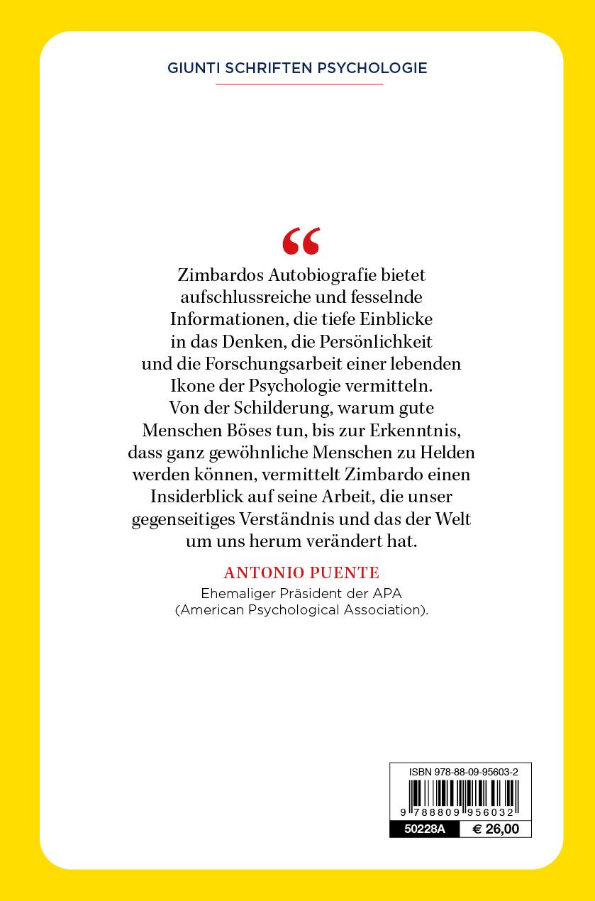 Zimbardo. Die Geschichte meines Lebens
