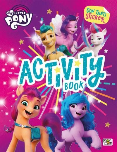 Activity Book. My Little Pony