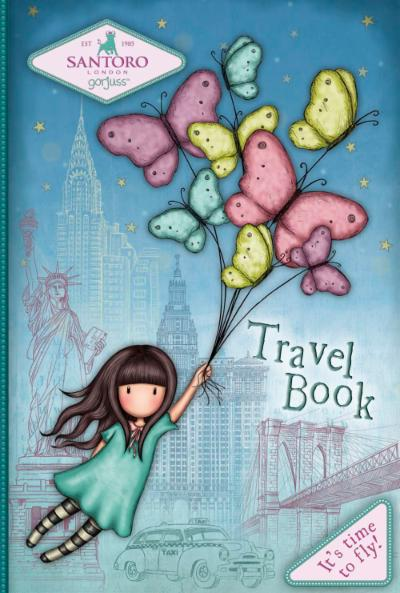 Travel Book- It's time to fly!