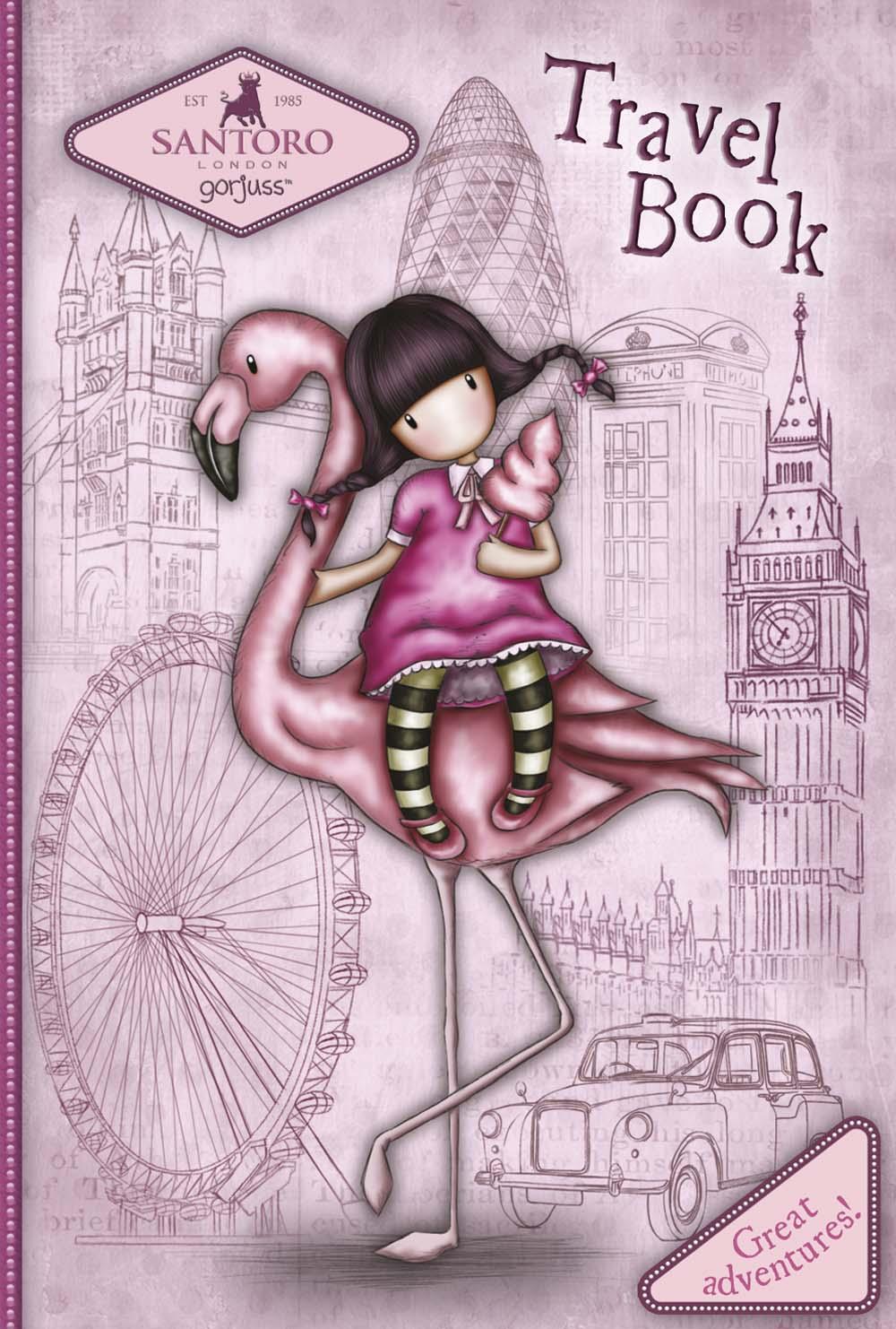 Travel Book - Great Adventures!