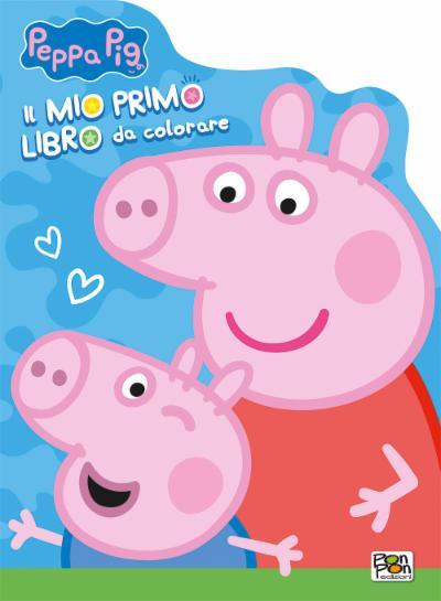 Activity book. Il mio primo libro da colorare. Maxy Color Peppa Pig.