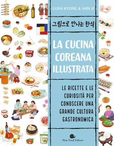 La cucina coreana illustrata