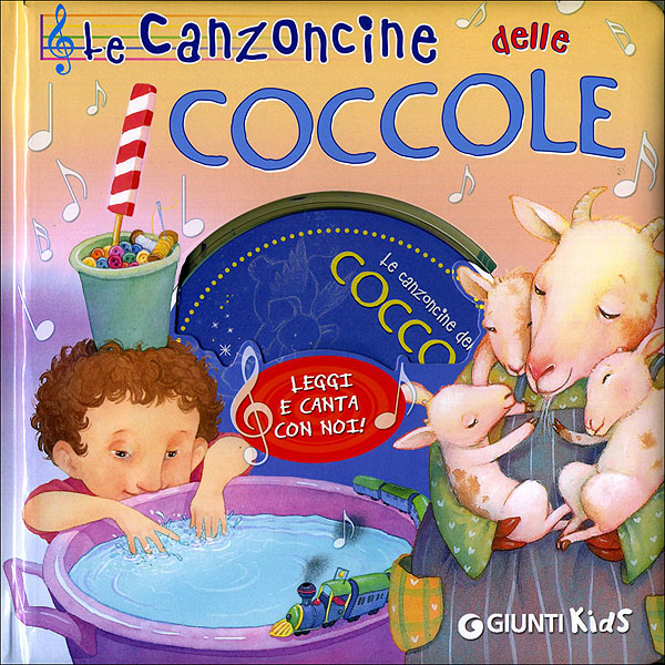 Le Canzoncine delle Coccole + CD