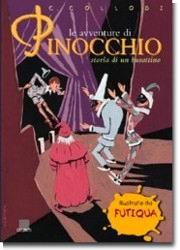 Le avventure di Pinocchio (ill. Futiqua)