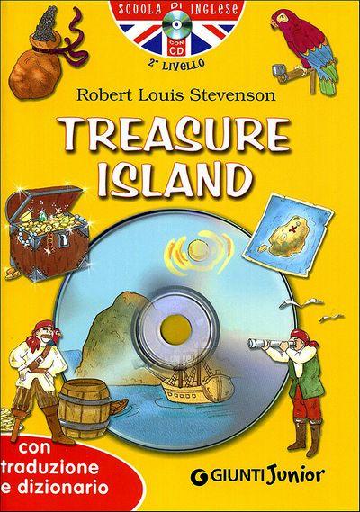 Treasure Island + CD