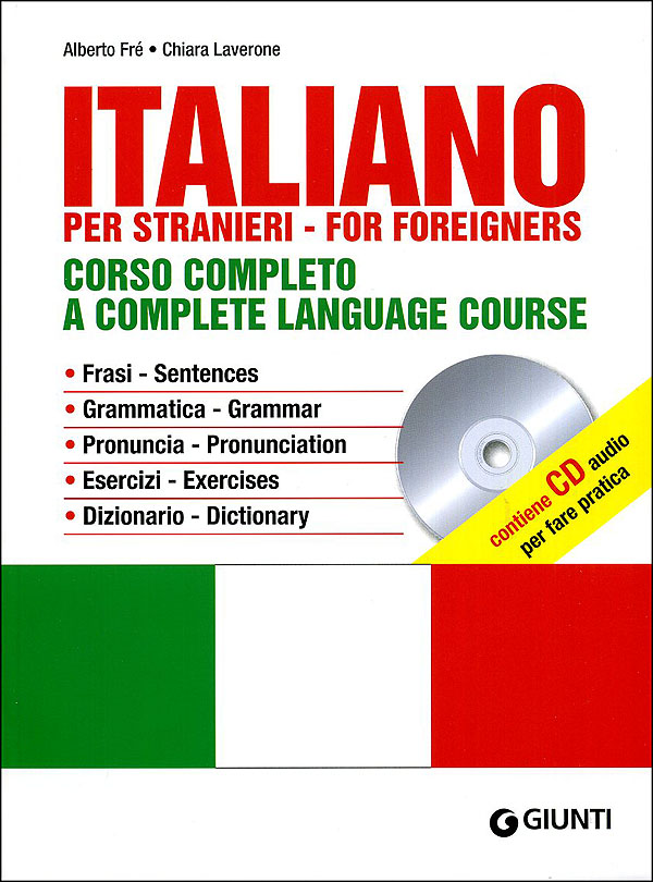 Italiano per stranieri. Corso completo + CD