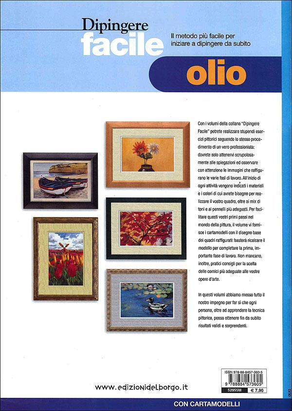 Dipingere facile - olio
