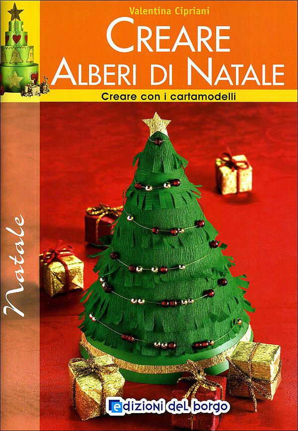 Albero Di Natale Con Cannucce Di Carta.Creare Alberi Di Natale Giunti