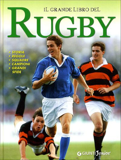 Il grande libro del Rugby