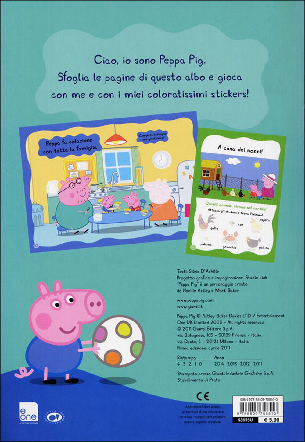 Gioca con Peppa Pig