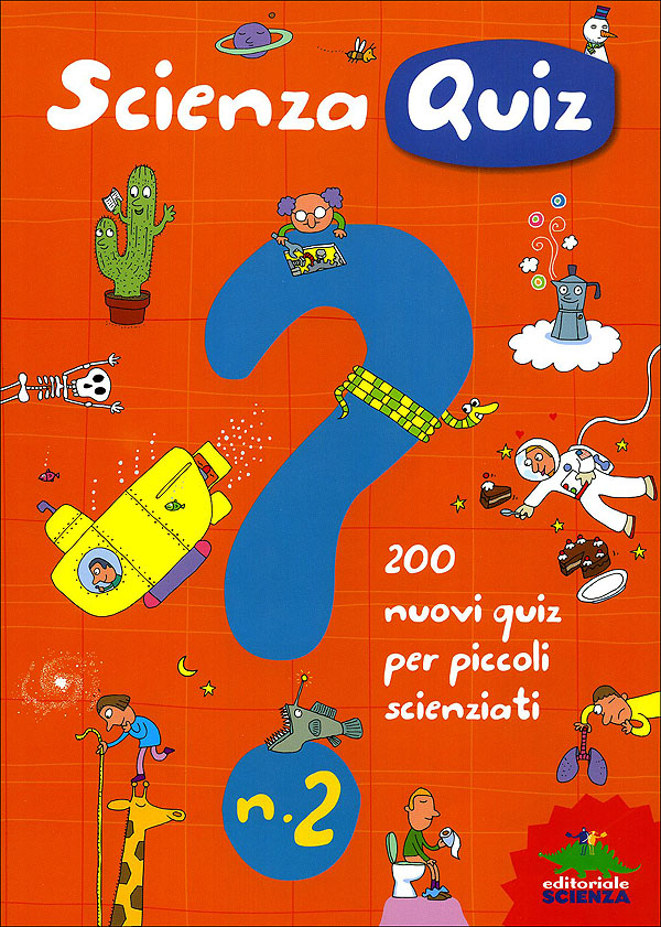 Scienza Quiz - N. 2