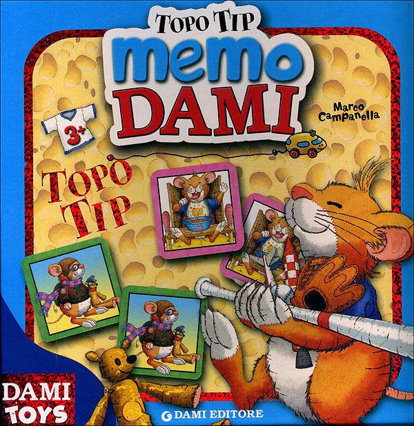 Memo Dami: Topo Tip