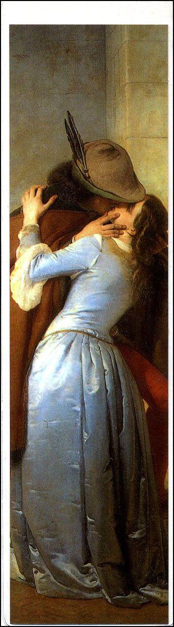Segnalibro Il bacio - Francesco Hayez