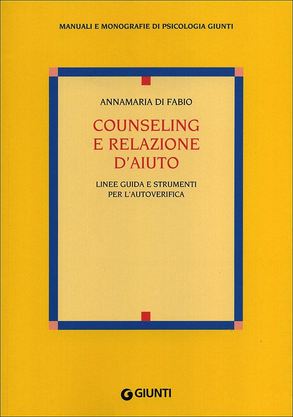 Counseling e relazione d'aiuto