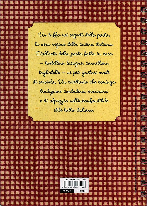 Il libro della Pasta