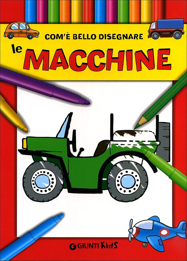 Com'è bello disegnare le Macchine