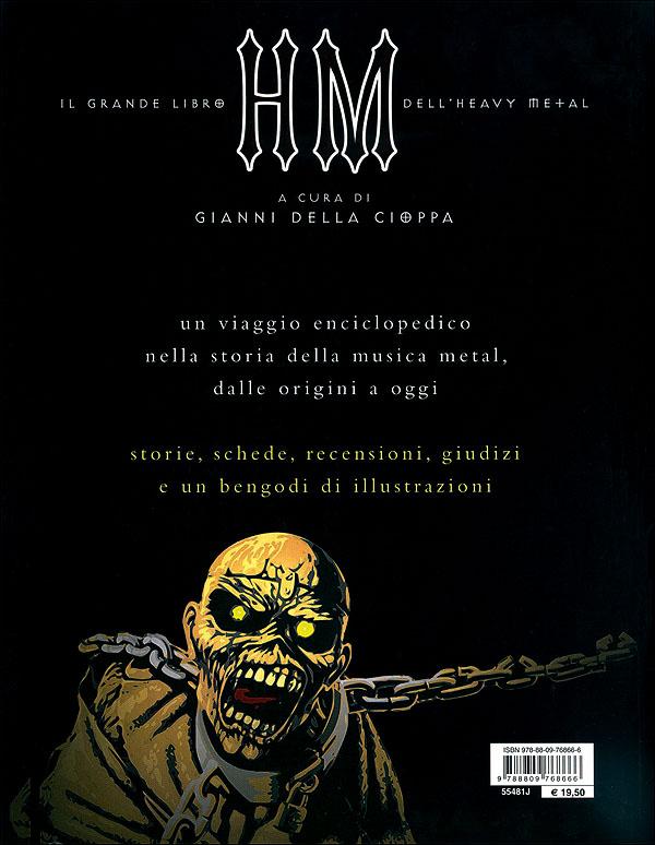 HM - Il grande libro dell'Heavy Metal