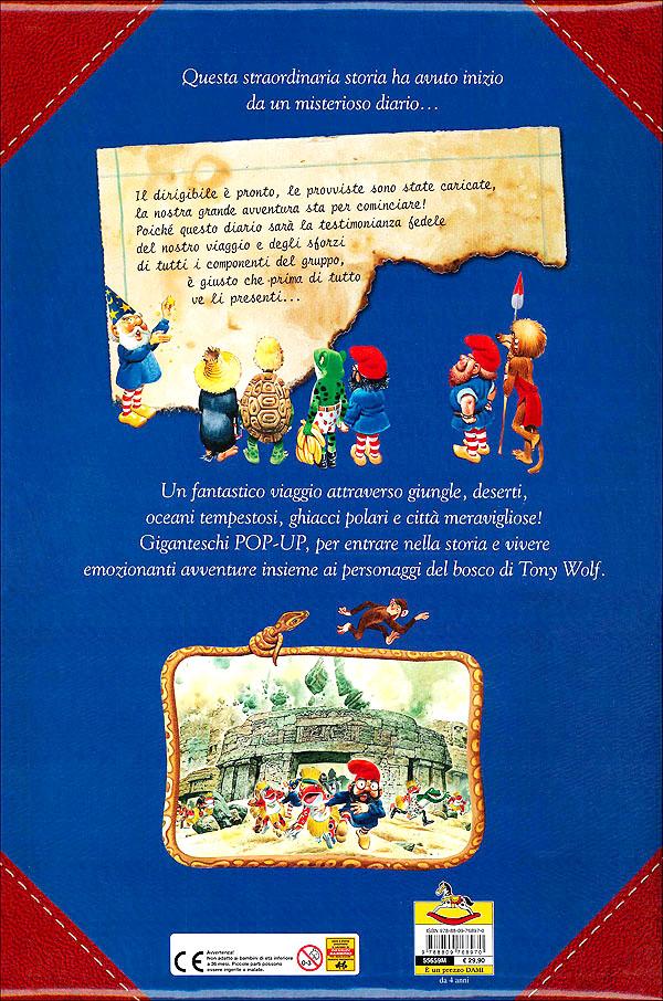 Il grande libro delle Meraviglie