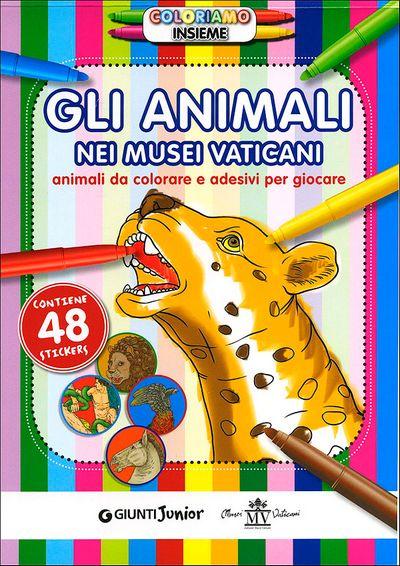 Coloriamo insieme. Gli animali nei Musei Vaticani