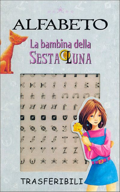La bambina della Sesta Luna - Alfabeto
