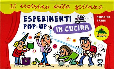 Esperimenti pop-up in cucina