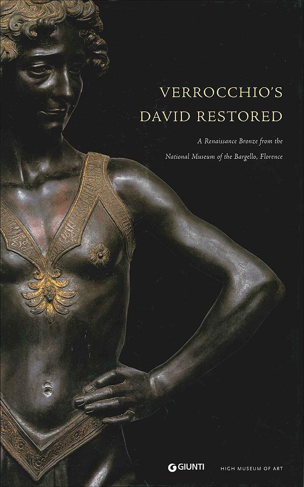 Verrocchio's David restored